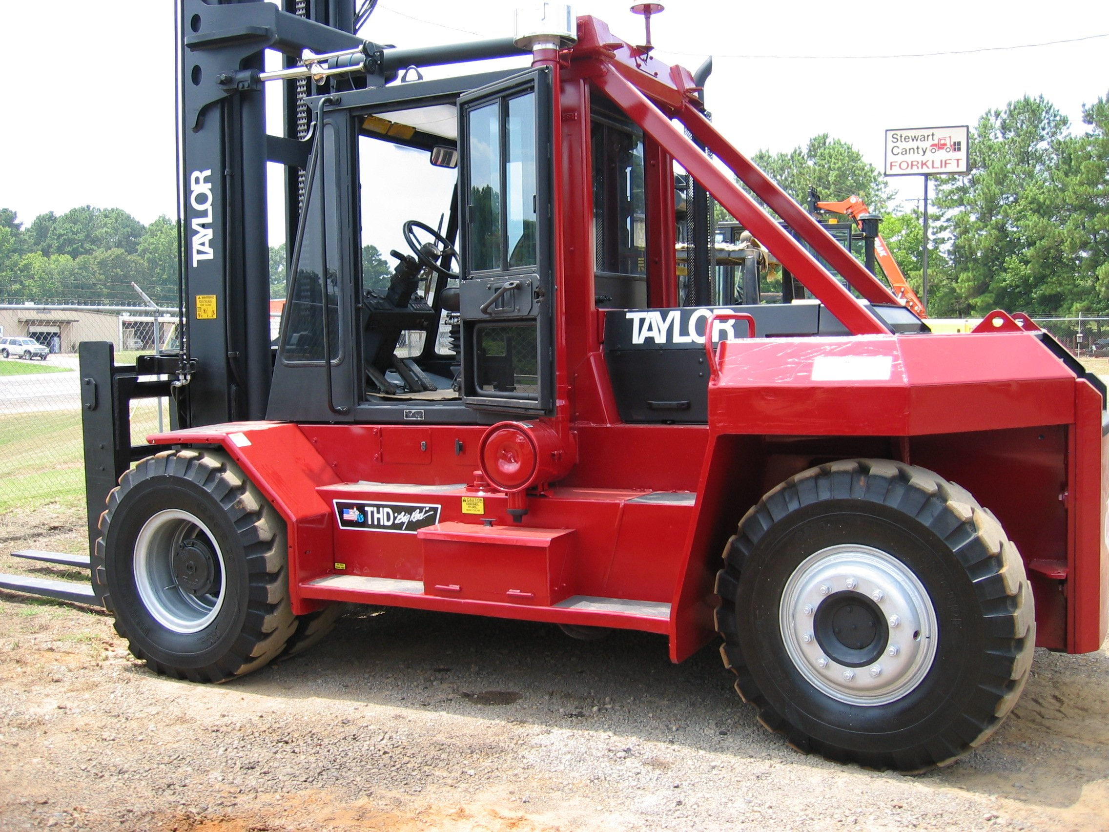 Home | CANTY FORKLIFT, INC. - Serving the Material Handling industry since  1973