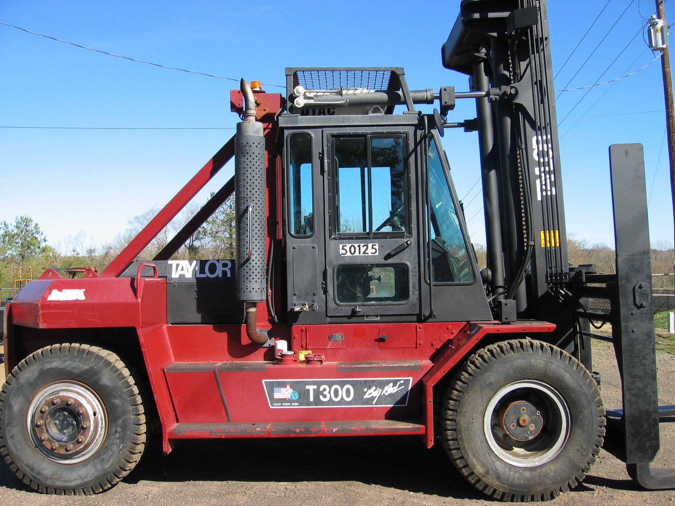 Home | CANTY FORKLIFT, INC  - Serving the Material Handling